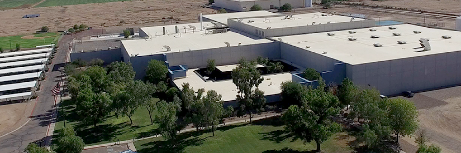 360,000 Sq. ft. Facility on 46 acres.
